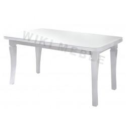 Stół S3 FORNIR – 140 x 80 + wstawka 2x35 cm