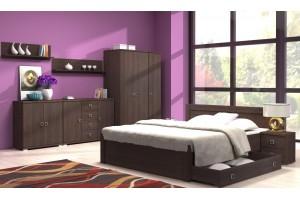 Meble Sypialnia NEO - 8 kolorów meble na zamówienie - istnieje możliwość drobnych modyfikacji za dopłatą.