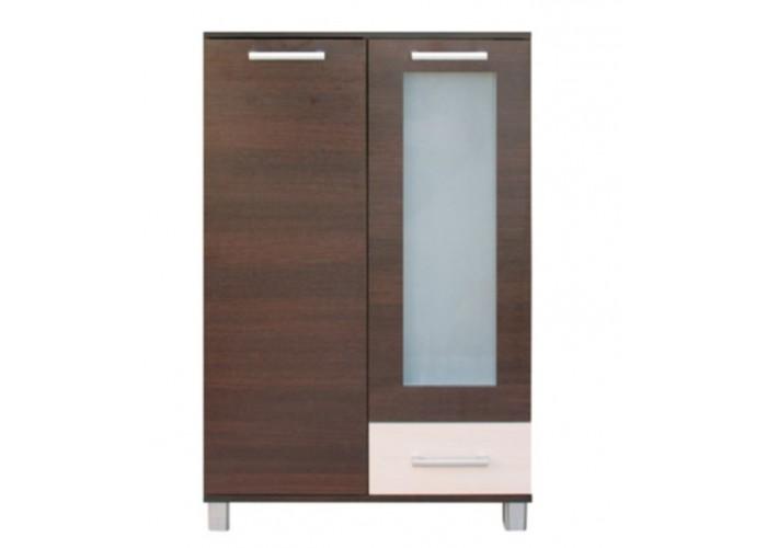 TOMEK TWIT2D1SZ - Witryna szkło 80 x 130   (T10)