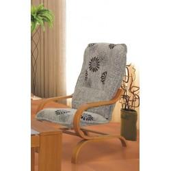 KLAUDIA Fotel Krzyżak