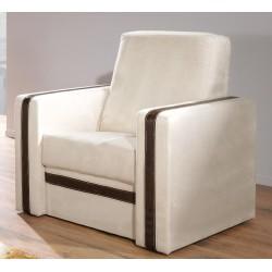 EUFORIA Fotel jasny