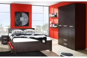 Meble Sypialnia VASINA -  2 kolory
